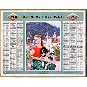 calendrier-1960