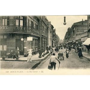 cp80-berck-plage-la-rue-carnot
