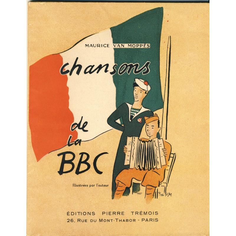 chansons-de-la-bbc-de-maurice-van-moppes-illustrees-par-l-auteur