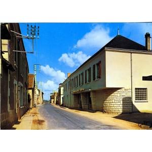 cp86-lilette-buxeuil-la-rue-principale