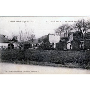 cp88-la-pecherie-un-coin-du-village