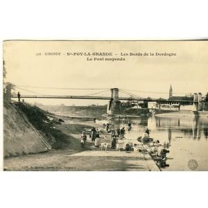 cp33-ste-foy-la-grande-les-bords-de-la-dordogne-le-pont-suspendu