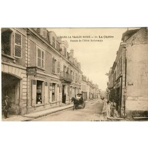 cp36-la-chatre-facade-de-l-hotel-st-germain