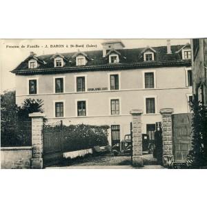 cp38-st-bueil-pension-de-famille-j-baron