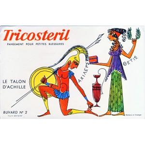 BUVARD N°2 TRICOSTERIL - LE TALON D'ACHILLE