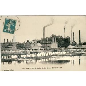 cp03-montlucon-la-sortie-des-usines-saint-jacques