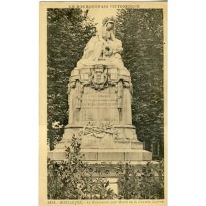 cp03-montlucon-le-monument-aux-morts-de-la-grande-guerre