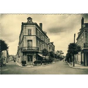 cp58-cosne-sur-loire-avenue-de-la-gare-et-rue-jean-jaures