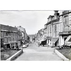 cp19-brive-la-gaillarde-avenue-de-la-gare
