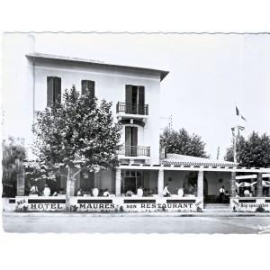 CP83 CAVALAIRE SUR MER - HOTEL DES MAURES