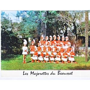 CP83 LE BEAUSSET - LES MAJORETTES