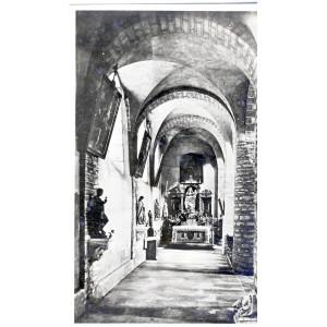 CP39 BAUME LES MESSIEURS - L'EGLISE DE L'ABBAYE