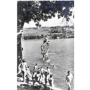CP38 PALADRU CHARAVINES - LA PLAGE DU LAC