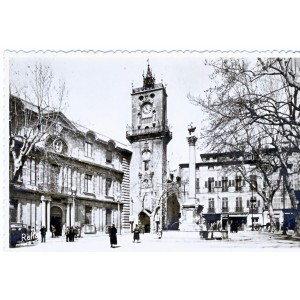 CP13 AIX EN PROVENCE - L'HOTEL DE VILLE