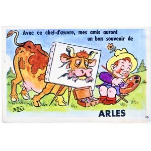 CP13 ARLES - CARTE A SYSTEME