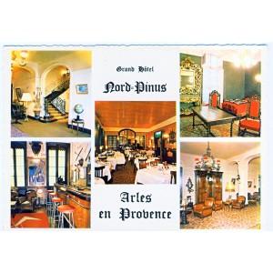 CP13 ARLES EN PROVENCE - GRAND HOTEL PINUS