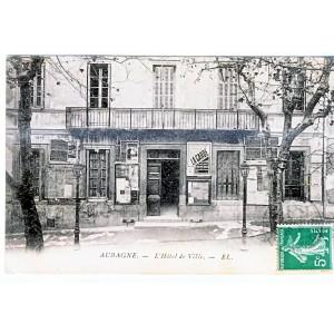 CP13 AUBAGNE - L'HOTEL DE VILLE