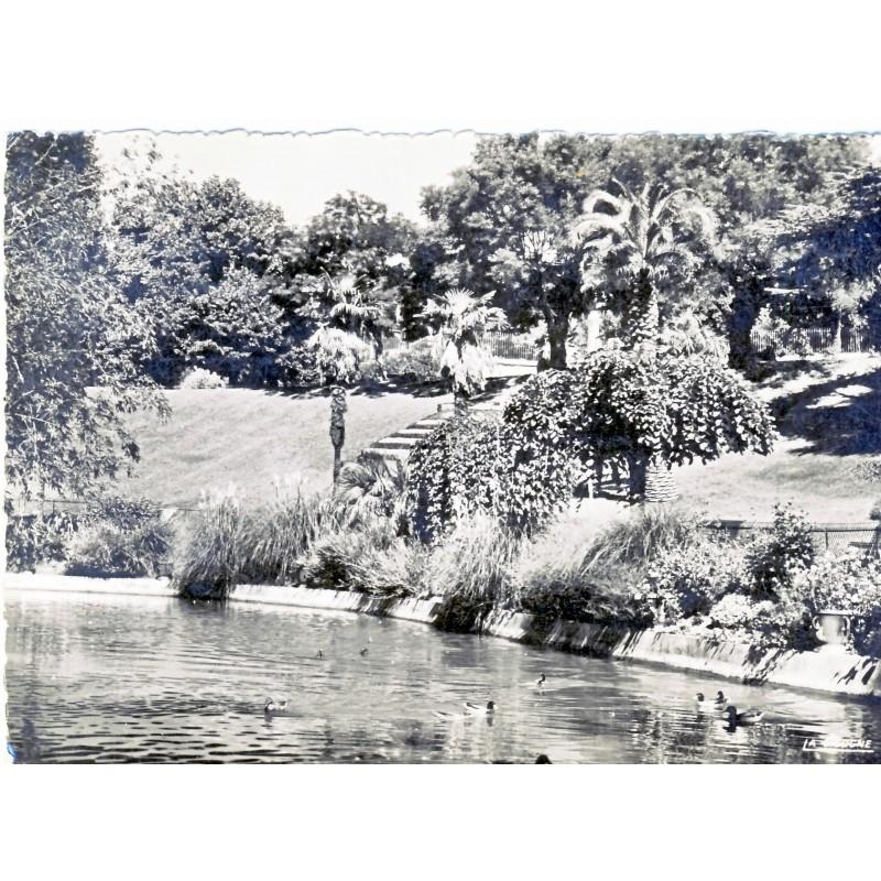 Carte postale de beziers le jardin des poetes for Entretien jardin beziers