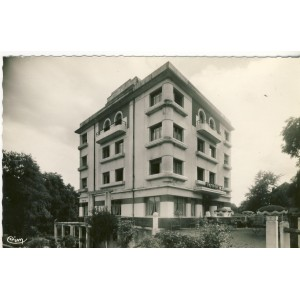 CP88 BAINS LES BAINS - HOTEL RESIDENCE