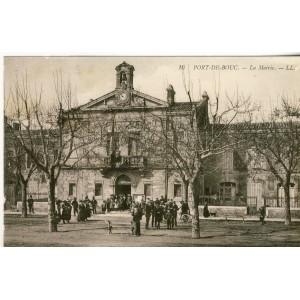 CP13 PORT DE BOUC - LA MAIRIE