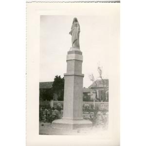 CP13 PORT DE BOUC - STATUE DES H.L.M. DU QUARTIER TASSY