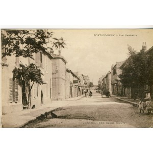 CP13 PORT DE BOUC - RUE GAMBETTA