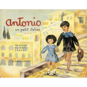 LIVRE - ANTONIO UN PETIT ITALIEN DE TOSCANE