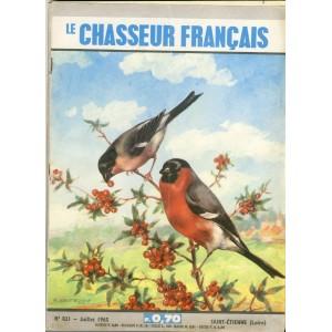 REVUE LE CHASSEUR FRANCAIS N°821 - JUILLET 1965