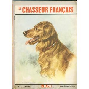 REVUE LE CHASSEUR FRANCAIS N°817 - MARS 1965