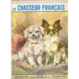 REVUE LE CHASSEUR FRANCAIS N°779 - JANVIER 1962