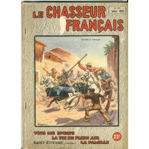 REVUE LE CHASSEUR FRANCAIS N° 641 - JUILLET 1950