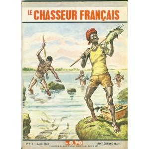 REVUE LE CHASSEUR FRANCAIS N°818 - AVRIL 1965