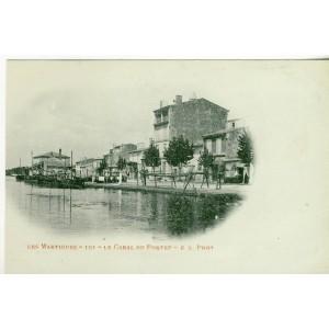 CP13 MARTIGUES - LE CANAL DU PONTET