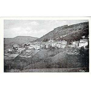 CP48 BARRE DES CEVENNES - LA CORNICHE ET LE CASTELLAS