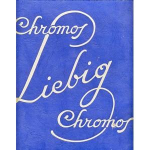 ALBUM  DE 300 CHROMOS LIEBIG