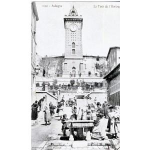 CP13 AUBAGNE - LA TOUR DE L'HORLOGE