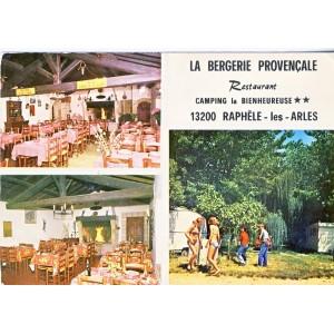 CP13 RAPHELE LES ARLES - LA BERGERIE PROVENCALE CAMPING