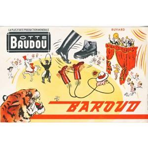BUVARD BOTTES BAROUD