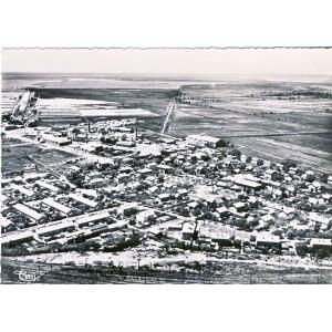 CP13 SALIN DE GIRAUD - VUE PANORAMIQUE AERIENNE QUARTIER PECHIVEY