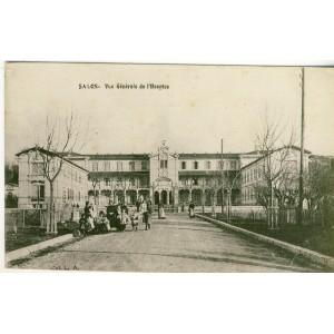 CP13 SALON - VUE GENERALE DE L'HOSPICE
