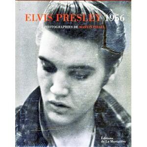 LIVRE - ELVIS PRESLEY 1956