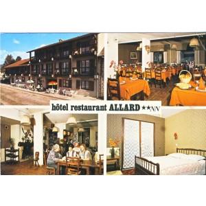 CP26 VASSIEUX  EN VERCORS - HOTEL RESTAURANT ALLARD