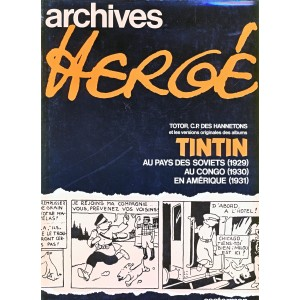 archives-herge