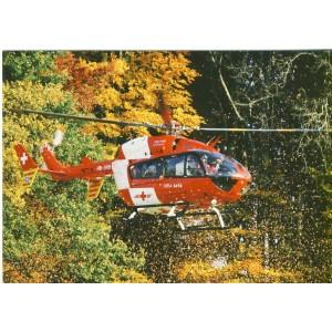 CARTE POSTALE AVIATION - EUROCOPTER EC 145