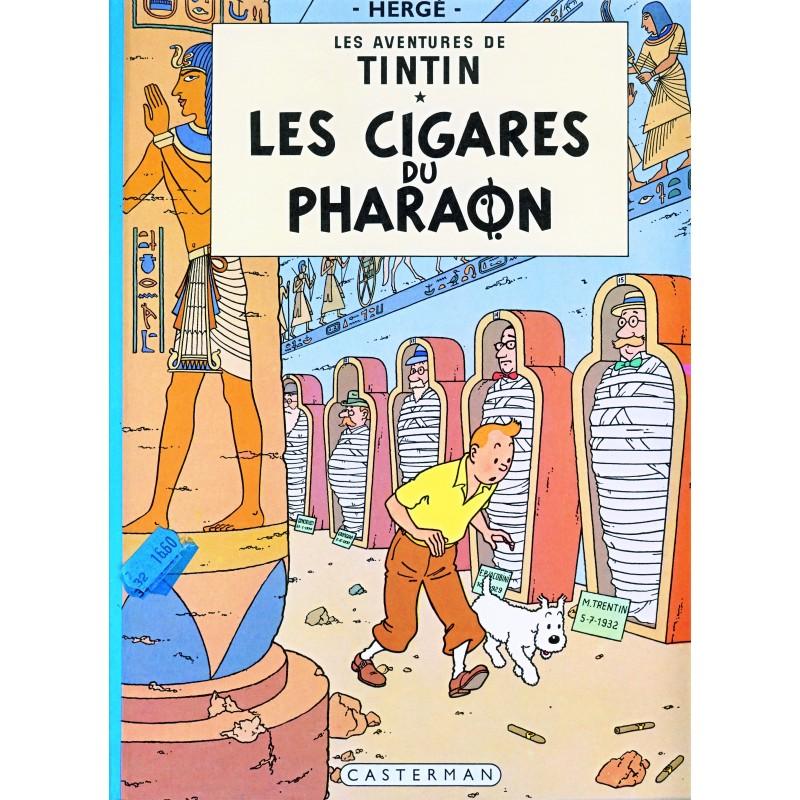 les-cigares-du-pharaon-album-cartonne