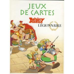 COFFRET JEUX DE CARTES ASTERIX LEGIONNAIRE