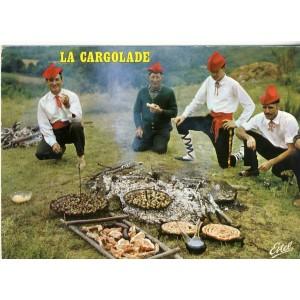 RECETTE DE CUISINE - LA CARGOLADE