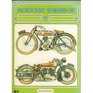 LIVRE - MOTOCYCLES D'AUTREFOIS N°1