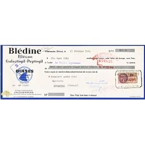 FACTURE BLEDINE - VILLEFRANCHE (69)