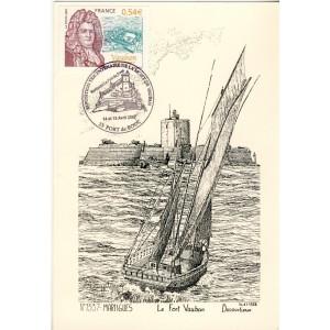 TRICENTENAIRE DE LA MORT DE VAUBAN - OT DE PORT DE BOUC (13)